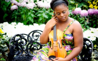 Tanya The Violinist